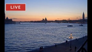 venice live cam san marco basin in live streaming